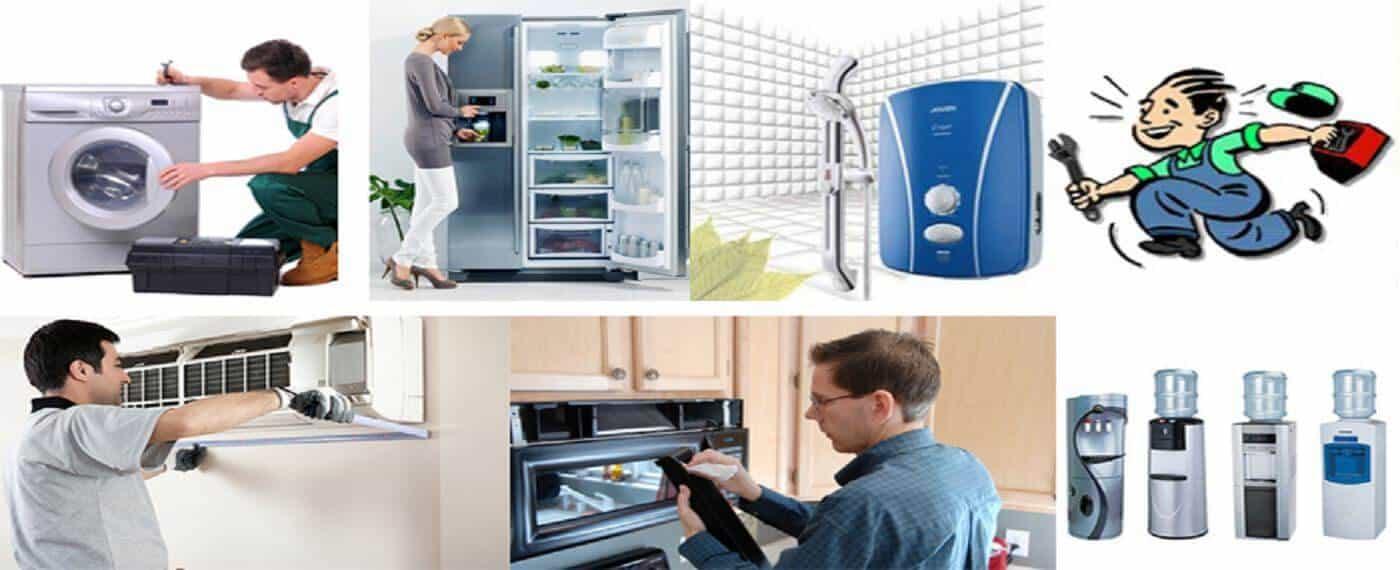 Dịch vụ sửa chữa điện lạnh chuyên nghiệp TPHCM