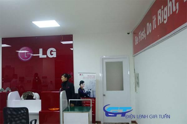 trung tâm bảo hành máy lạnh LG