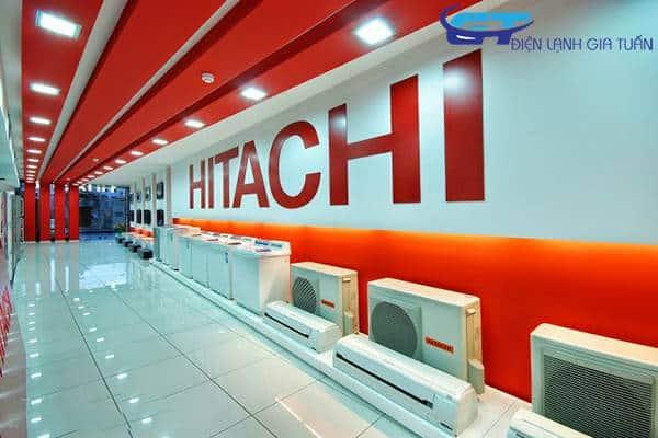 trung tâm bảo hành máy lạnh hitachi