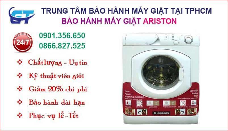 trung tâm bảo hành máy giặt Ariston