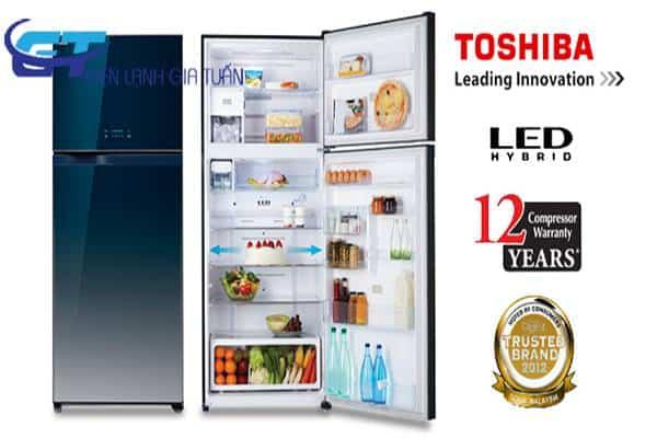 trung tâm bảo hành tủ lạnh toshiba