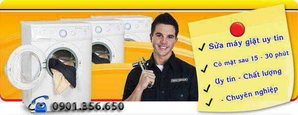 sửa máy giặt giá rẻ tphcm