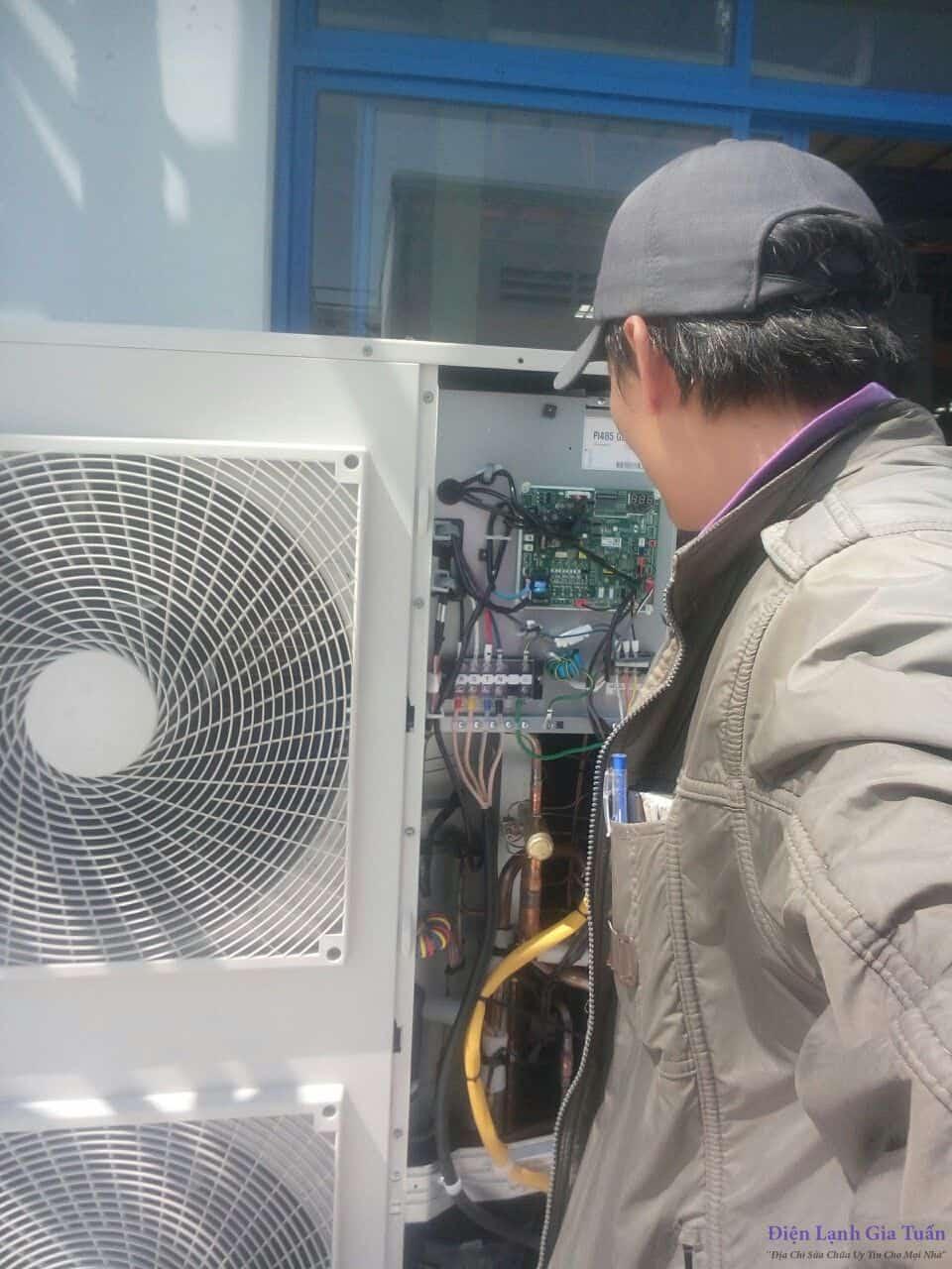 Sửa máy lạnh tại nhà (Ảnh 3)