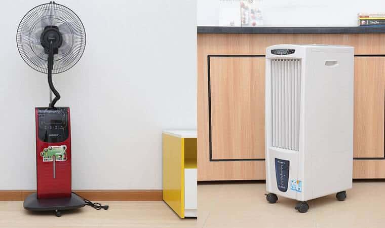 Sử dụng máy lạnh tiết kiệm điện năng