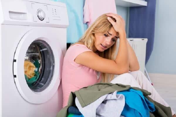 máy giặt đang giặt bị mất điện